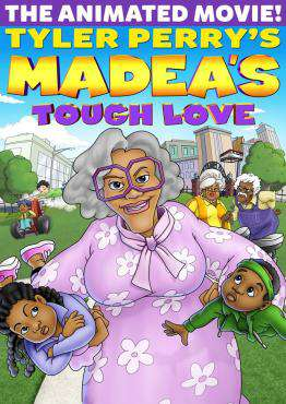 Tyler Perry's Madea's Tough Love, Movie on DVD, Comedy Movies, Family Movies, ,  on DVD