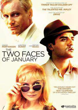 The Two Faces Of January, Movie on DVD, Drama Movies, Suspense Movies, ,  on DVD