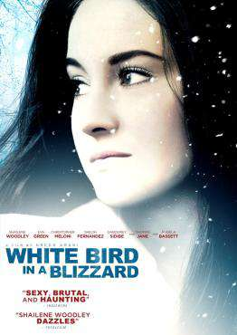 White Bird In A Blizzard, Movie on DVD, Drama Movies, new movies, new movies on DVD