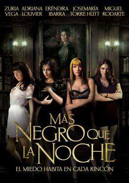Darker Than Night (Mas Negro Que La Noche), Movie on DVD, Horror Movies, new movies, new movies on DVD
