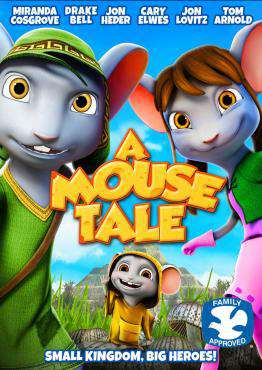 A Mouse Tale, Movie on DVD, Family Movies, Kids Movies, Animation Movies, ,  on DVD