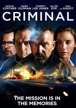 Criminal (2015), Movie on Blu-Ray, Action Movies, Suspense Movies, movies coming soon, new movies in July