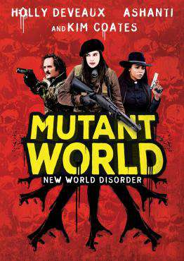 Mutant World, Movie on DVD, Action Movies, Sci-Fi & Fantasy Movies, ,  on DVD