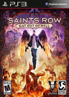 Saints Row: Gat Out of Hell, Game on PS3, Action Video Games, ,  on PS3