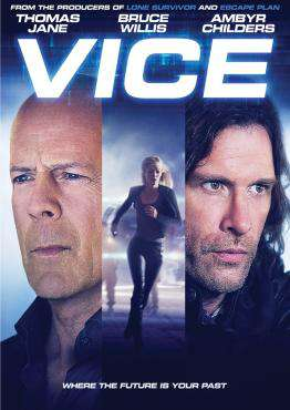 Vice, Movie on Blu-Ray, Action Movies, Sci-Fi & Fantasy Movies, Suspense Movies, ,  on Blu-Ray