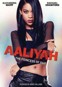 Aaliyah: The Princess Of R&B, Movie on DVD, Drama Movies, ,  on DVD
