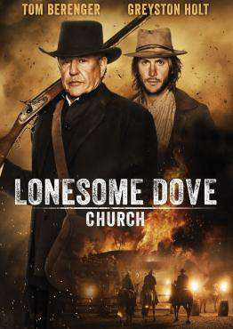 Lonesome Dove: Church, Movie on DVD, Action Movies, Adventure Movies, War & Western Movies, ,  on DVD