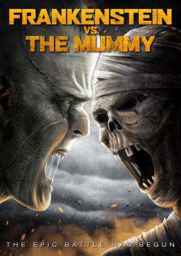 Frankenstein Vs. The Mummy, Movie on DVD, Horror Movies, ,  on DVD