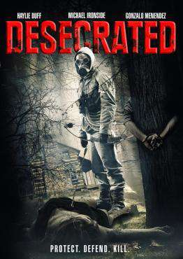 Desecrated, Movie on DVD, Horror Movies, ,  on DVD