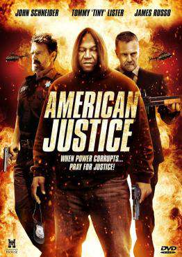 American Justice, Movie on DVD, Action Movies, ,  on DVD