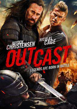 Outcast, Movie on DVD, Action Movies, Adventure Movies, ,  on DVD