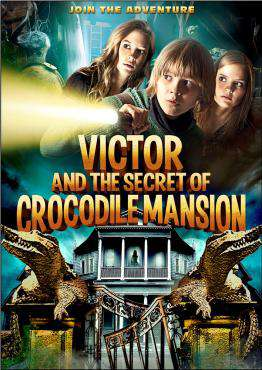 Victor And The Secret Of The Crocodile Mansion, Movie on DVD, Family Movies, Kids Movies, ,  on DVD