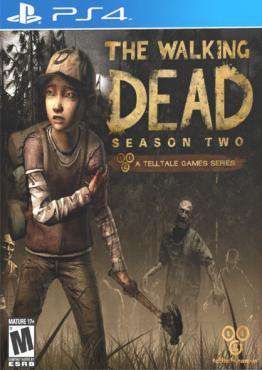 The Walking Dead: Season 2, Game on PS4, Action Video Games, ,  on PS4