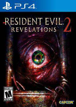 Resident Evil: Revelations 2, Game on PS4, Action Video Games, ,  on PS4