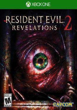 Resident Evil: Revelations 2 Xbox One, Game on XBOXONE, Action Video Games, ,  on XBOXONE