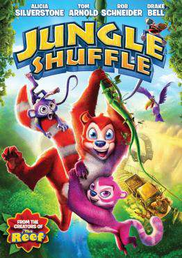 Jungle Shuffle, Movie on DVD, Family Movies, Animation Movies, Kids Movies, ,  on DVD