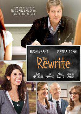 The Rewrite, Movie on DVD, Comedy Movies, Romance Movies, ,  on DVD