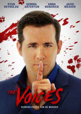 The Voices, Movie on DVD, Comedy Movies, new movies, new movies on DVD