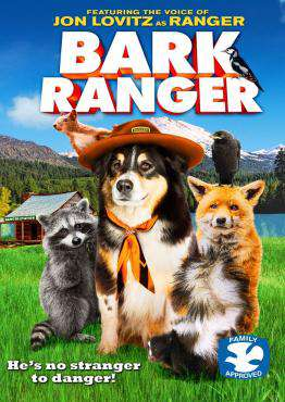 Bark Ranger, Movie on DVD, Family Movies, Adventure Movies, Kids Movies, new movies, new movies on DVD