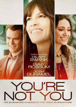 You're Not You, Movie on DVD, Drama Movies, ,  on DVD