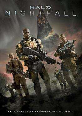 Halo: Nightfall, Movie on DVD, Action Movies, Adventure Movies, Sci-Fi & Fantasy Movies, ,  on DVD