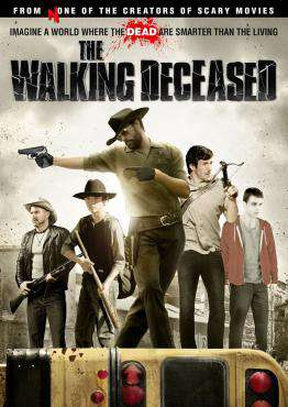 The Walking Deceased, Movie on DVD, Comedy Movies, Horror Movies, ,  on DVD