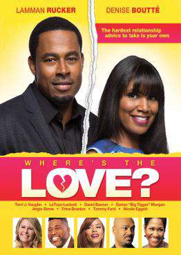 Where's The Love, Movie on DVD, Comedy Movies, Romance Movies, ,  on DVD