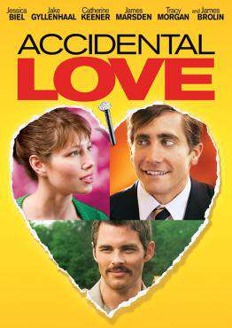 Accidental Love, Movie on DVD, Comedy Movies, Romance Movies, ,  on DVD