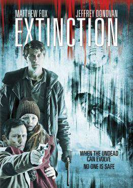 Extinction, Movie on DVD, Horror Movies, Suspense Movies, new movies, new movies on DVD