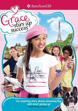 American Girl: Grace Stirs Up Success, Movie on DVD, Family Movies, ,  on DVD