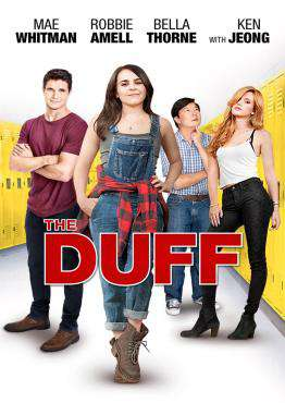 The DUFF, Movie on Blu-Ray, Comedy Movies, new movies, new movies on Blu-Ray