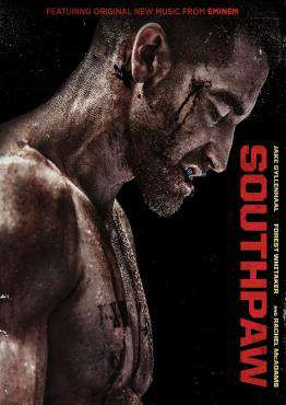 Southpaw, Movie on Blu-Ray, Drama Movies, ,  on Blu-Ray