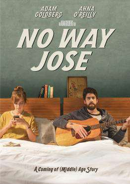No Way Jose, Movie on DVD, Comedy Movies, new movies, new movies on DVD