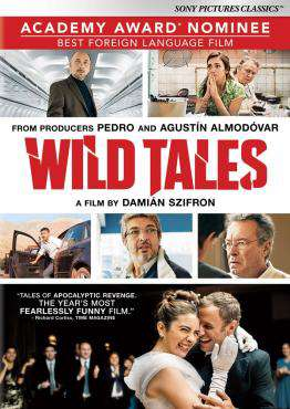 Wild Tales, Movie on DVD, Comedy Movies, ,  on DVD