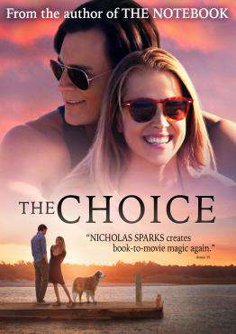 The Choice, Movie on Blu-Ray, Drama Movies, Romance Movies, movies coming soon, new movies in May
