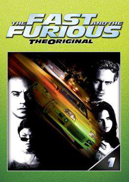 The Fast and the Furious (2001), Movie on DVD, Action Movies, ,  on DVD