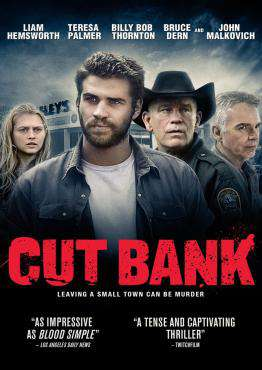 Cut Bank, Movie on DVD, Drama Movies, Suspense Movies, new movies, new movies on DVD