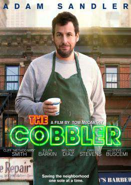 The Cobbler, Movie on Blu-Ray, Comedy Movies, ,  on Blu-Ray