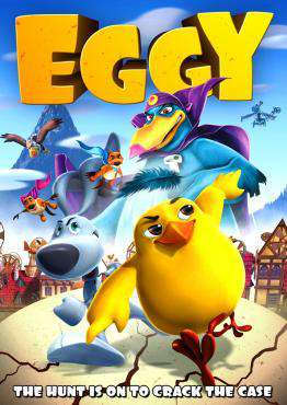 Eggy, Movie on DVD, Family Movies, Kids Movies, Animation Movies, new movies, new movies on DVD