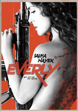 Everly, Movie on DVD, Action Movies, Suspense Movies, ,  on DVD