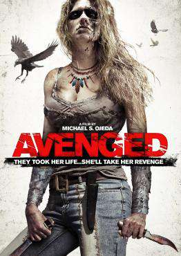 Avenged (2015), Movie on DVD, Horror Movies, ,  on DVD