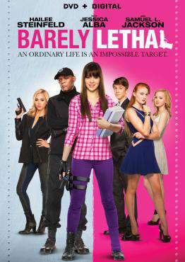 Barely Lethal, Movie on DVD, Action Movies, Comedy Movies, ,  on DVD