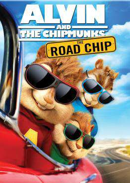 Alvin and the Chipmunks: The Road Chip, Movie on Blu-Ray, Family Movies, Kids Movies, new movies, new movies on Blu-Ray