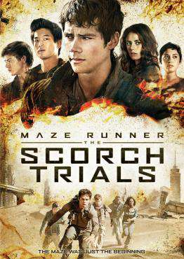 The Maze Runner: The Scorch Trials, Movie on Blu-Ray, Action Movies, Sci-Fi & Fantasy Movies, ,  on Blu-Ray
