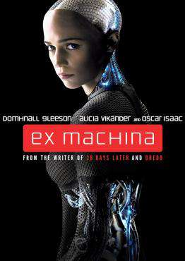 Ex Machina, Movie on Blu-Ray, Drama Movies, Action Movies, Sci-Fi & Fantasy Movies, Suspense Movies, ,  on Blu-Ray