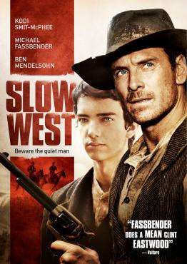 Slow West, Movie on DVD, Action Movies, War & Western Movies, ,  on DVD