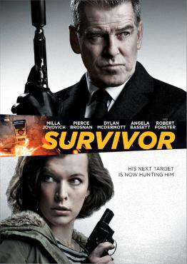 Survivor, Movie on Blu-Ray, Action Movies, Suspense Movies, new movies, new movies on Blu-Ray
