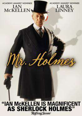 Mr. Holmes, Movie on Blu-Ray, Drama Movies, ,  on Blu-Ray