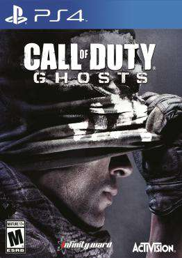 Call of Duty: Ghosts, Game on PS4, Shooter Video Games, ,  on PS4