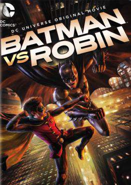 Batman vs Robin, Movie on DVD, Action Movies, Animation Movies, Sci-Fi & Fantasy Movies, ,  on DVD